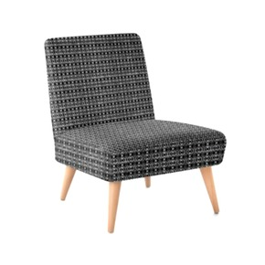Occasion Chair - Knit Print Design
