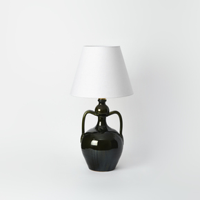 'Amphora' Lamp - Green