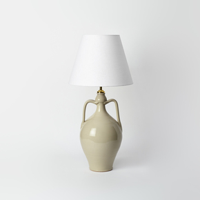 Tall Amphora Table Lamp