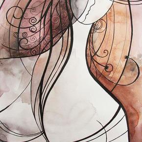 Femininity-Original-Art_Lanagraphic-Art-&-Design_Treniq_0