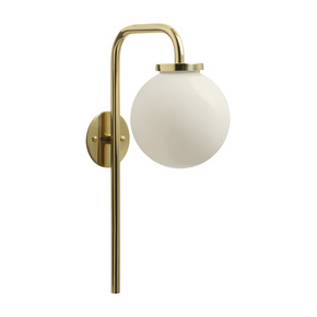 Big Bulb Opal Lamp - CTO Lighting - Treniq