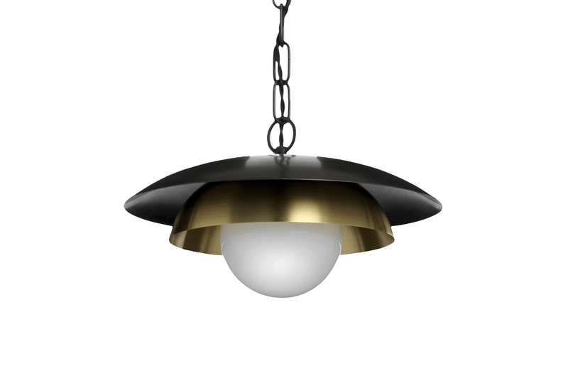 Carapace pendant lamp cto lighting treniq 1