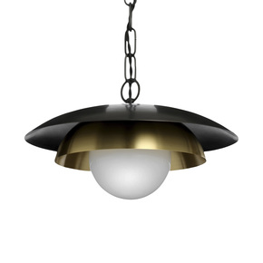 Carapace Pendant Lamp - CTO Lighting - Treniq