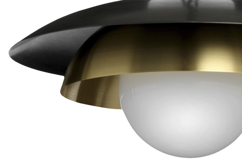 Carapace pendant lamp cto lighting treniq 3
