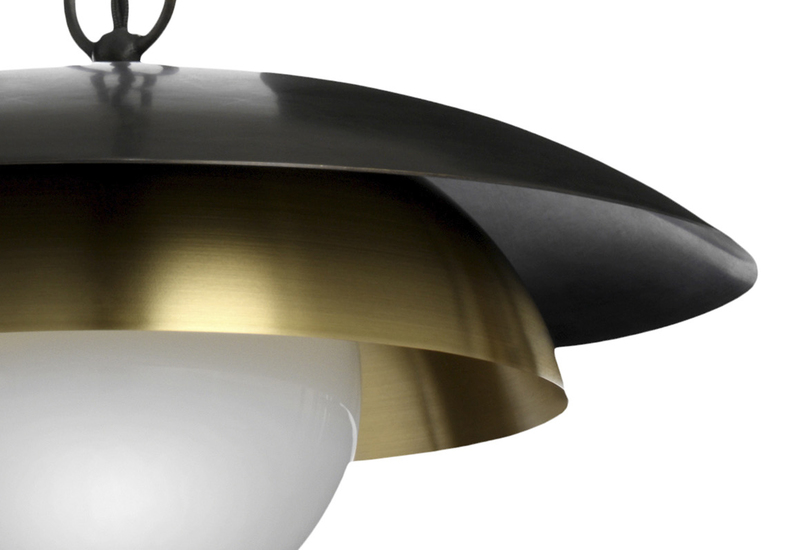 Carapace pendant lamp cto lighting treniq 4