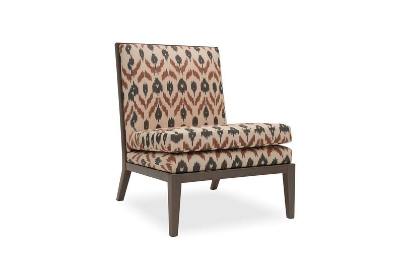 Madeleine Chittoor Ikat Slipper Chair Iqrup And Ritz Treniq 1 1490695375258