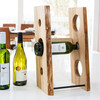 Ash table top wine rack forest to home treniq 1 1490815305113