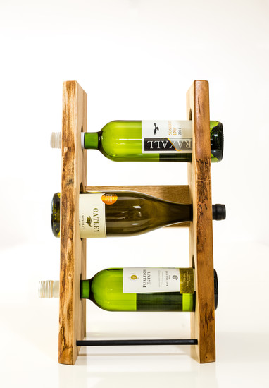 Ash table top wine rack forest to home treniq 1 1490815305110