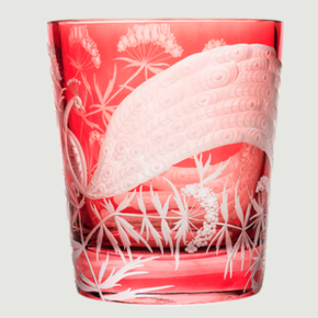Crystal-Peacock-Champagne-Flute-&-Magnum-Cooler-Set-(Rose)_Rachel-Bates-Interiors-Ltd_Treniq_3