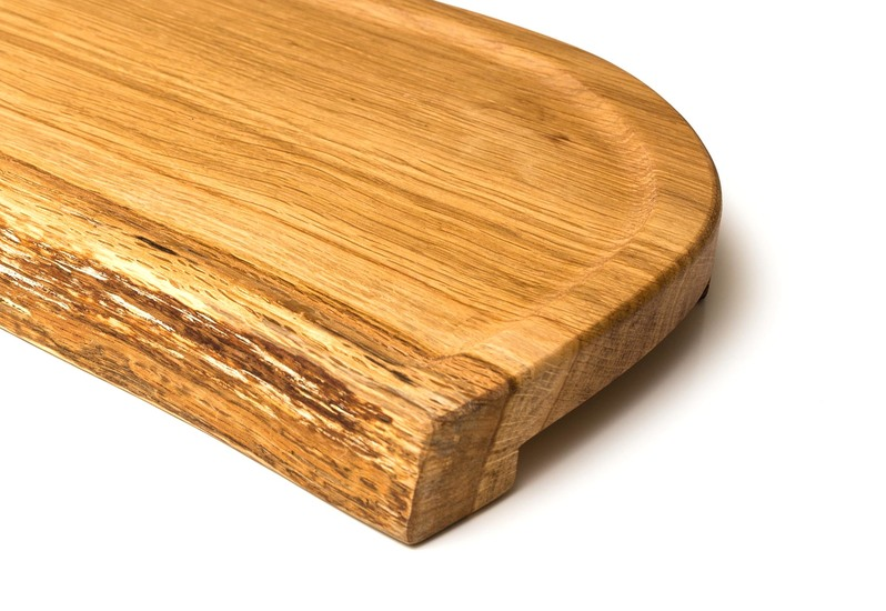 Oak serving board (medium forest to home treniq 4