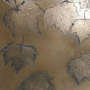 Metall-Fx-Falling-Leaves-In-Bronze_Metall-Fx_Treniq_0