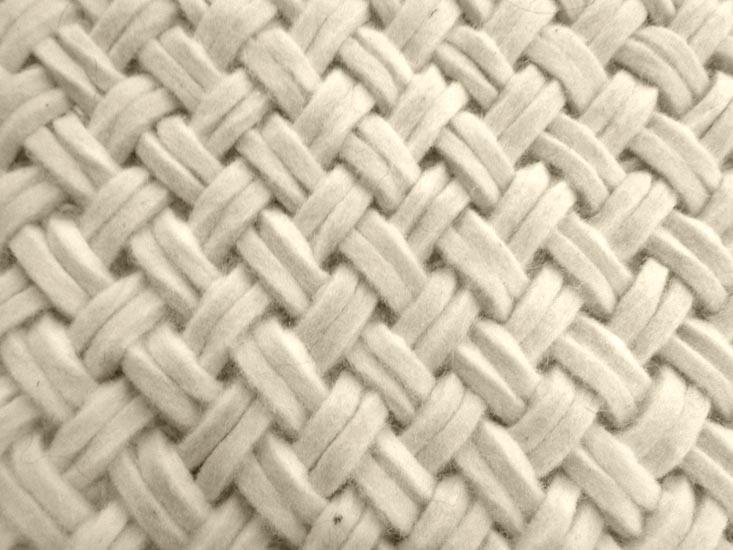 Basket weave felt jey key rugs treniq 1 1491574749630