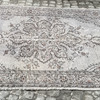 Gray and brown overdyed handmade rug istanbul carpet treniq 1 1491575066063