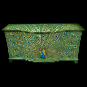 Peacock Sideboard - Kensa Designs - Treniq