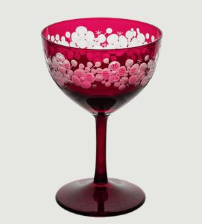 Cristobelle crystal champagne saucer   fuchsia rachel bates interiors ltd treniq 1 1491929458625