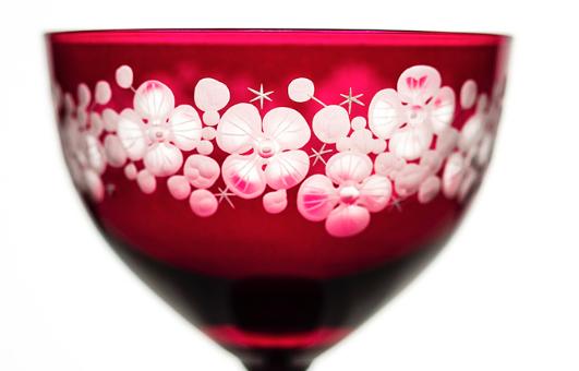 Cristobelle crystal champagne saucer   fuchsia rachel bates interiors ltd treniq 1 1491929461686