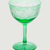 Cristobelle crystal champagne saucer   peridot rachel bates interiors ltd treniq 1 1491930684202