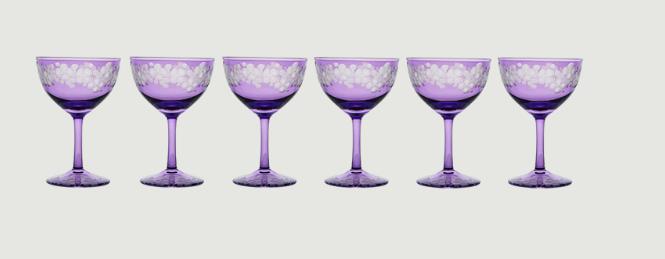 Cristobelle crystal champagne saucer   violet rachel bates interiors ltd treniq 8 1491932091328