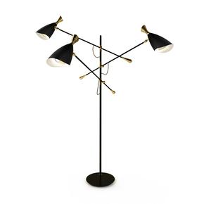 Duke Floor Lamp - Delightfull - Treniq