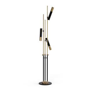 Ike Floor Lamp - Delightfull - Treniq