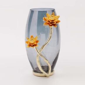 Vase Small Lotus Collection - Home N Earth -  Treniq