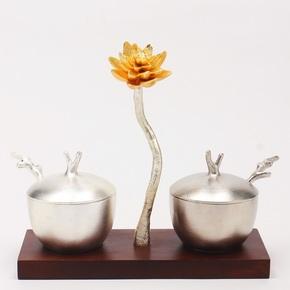 Sugar-And-Milk-Pot-Lotus-Collection_Home-N-Earth_Treniq_0