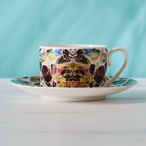 Kaleidoscope-Teacup-And-Saucer-Summer_Designers-Atelier_Treniq_3