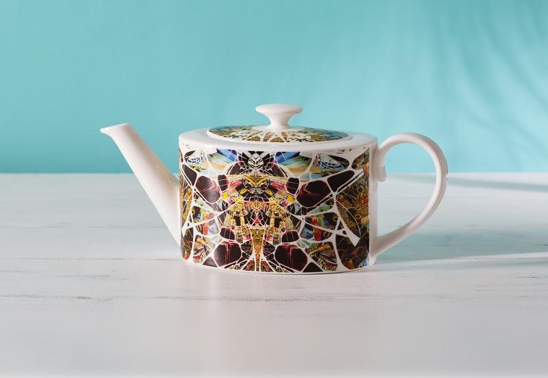 Kaleidoscope teapot summer  designers atelier treniq 1 1492360566946