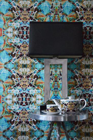 Kaleidoscope teapot summer  designers atelier treniq 1 1492360754111