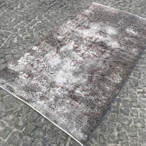 Black-Overdyed-Handmade-Rugs-Vintage-Turkish-Oushak-Rug_Istanbul-Carpet_Treniq_0