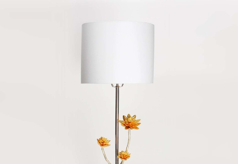 Table lamp   lotus collection home n earth treniq 2