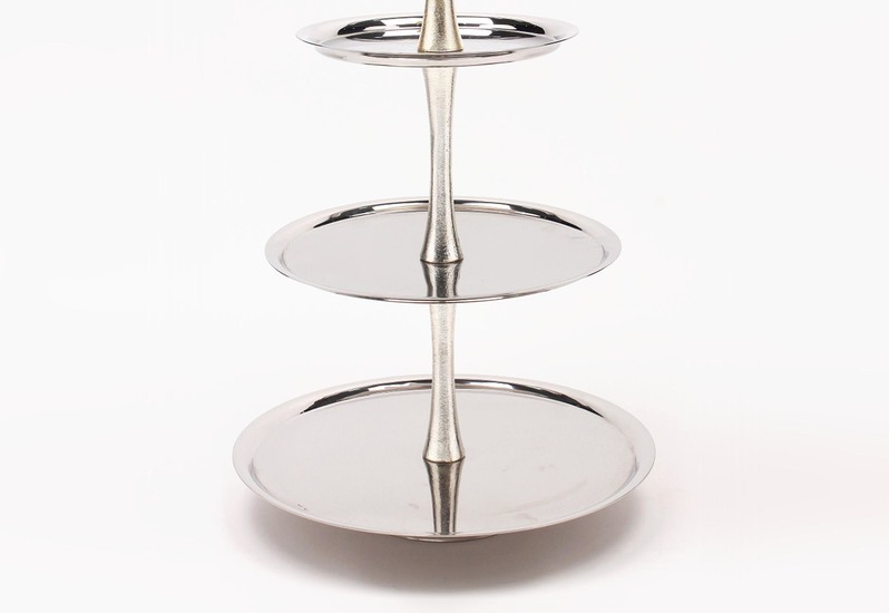 3 tier cake stand lotus collection home n earth treniq 2