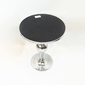Kd-Aluminium-Table-With-Black-Marble_Home-N-Earth_Treniq_0