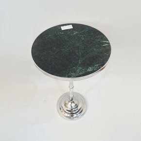 KD Round Table with Marble Top