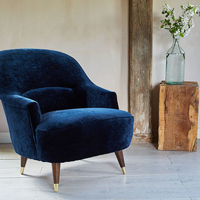 The-New-Pinta-Armchair-In-Midnight-Blue-Luxe-Velvet_Galapagos-_Treniq_0