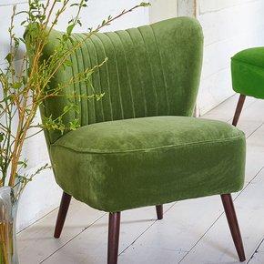 The-New-Bartholomew-Cocktail-Chair-In-Linwood-Grass-Omega-Velvet_Galapagos-_Treniq_0