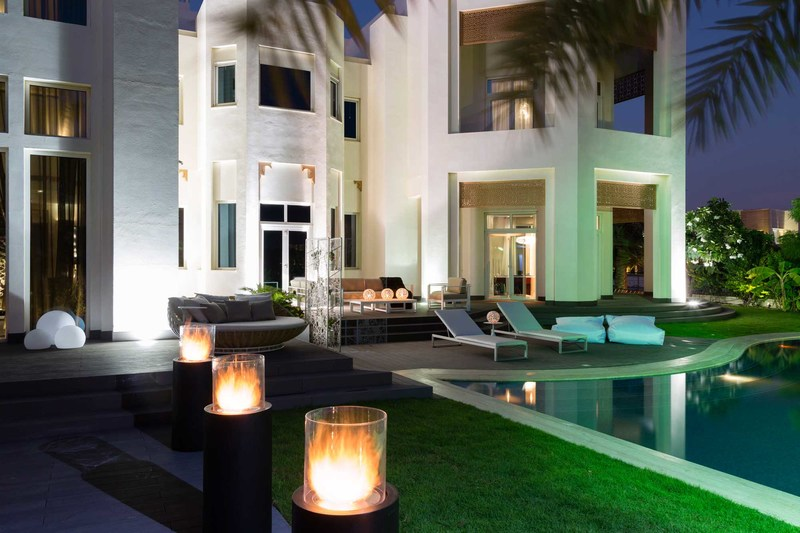 Bioethanol totem outdoor flame by design treniq 1 1496323411451