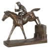 Jockey sculpture  5mm design treniq 1 1496507248616