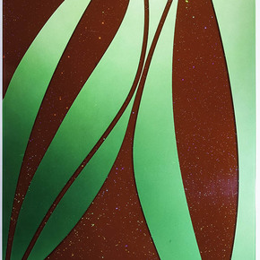 Leaves-On-Glass-_Metal-Monkey-Designs-Ltd-_Treniq