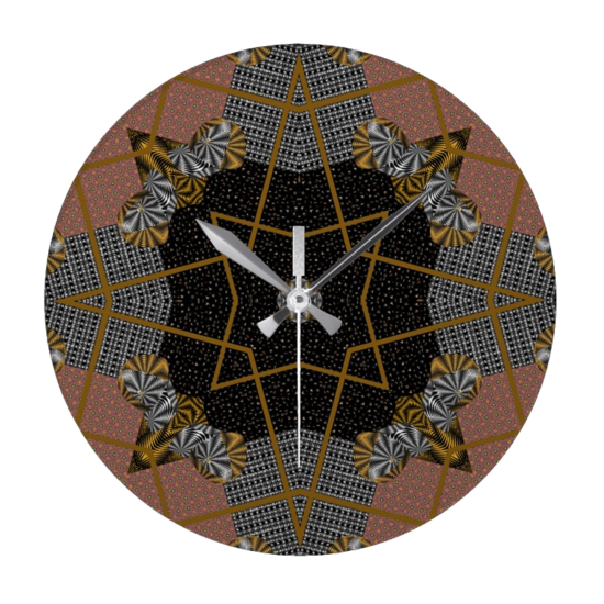 Multi print design wall clock   round beryl phala limited treniq 1 1496684585653