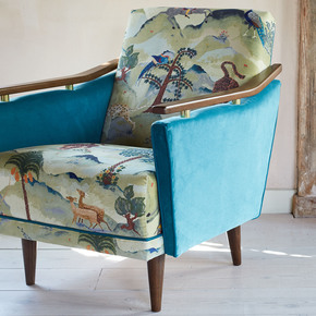 The-New-Pinzon-Armchair-In-Linwood-Fable-Aesop-And-Omega-Velvet_Galapagos-_Treniq_0
