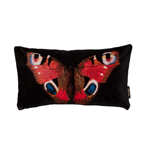 Butterfly-Cushion_Lindsay-Taylor_Treniq_0