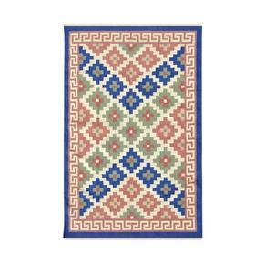 Pastel-Zanjeer-Woolen-Area-Dhurrie_Yak-Carpet-_Treniq_0