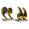 Quotation marks bookends  5mm design treniq 1 1497093495172