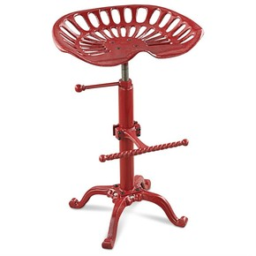 Antique-Red-Industrial-Tractor-Seat-Bar-Stool_Shakunt-Impex-Pvt.-Ltd._Treniq_0