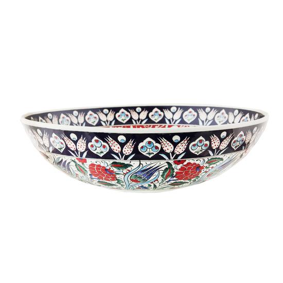 Handmade stoneware bowl 001 quartz ceramics treniq 3 1497614464801
