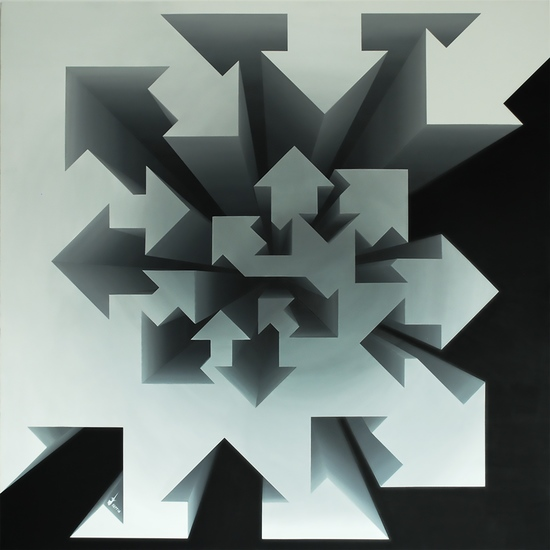 %22fibonacci nautilus   concave%22 by lakshmi mohanbabu addicted art gallery treniq 1 1498102386826