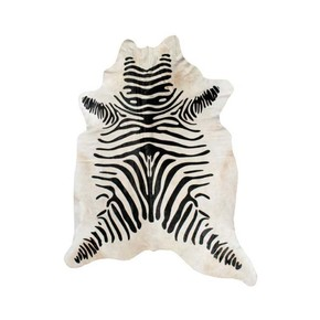 Cowhide-Rug-|-Zebra-Print_Gilded-Home_Treniq_0
