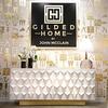 Illuminations wallpaper   white and gold gilded home treniq 1 1498479808045