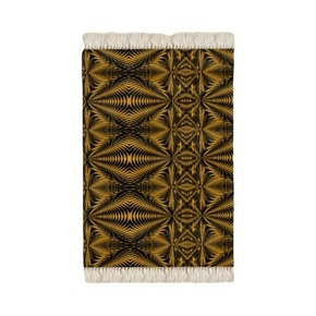 Floor-Rug-Black-And-Gold-Zebra-Print-Design_Beryl-Phala-Limited_Treniq_2